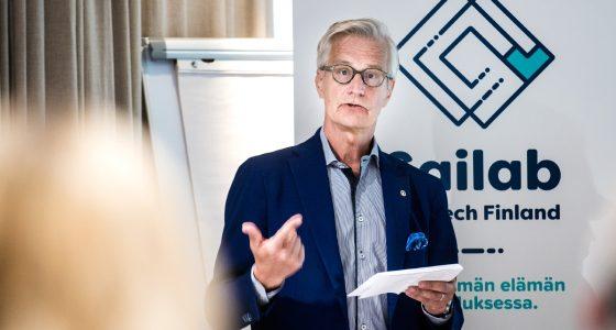Lääkintöneuvos Heikki Pälve ensimmäiseksi Terveysteknologian eettisen valvontakunnan puheenjohtajaksi